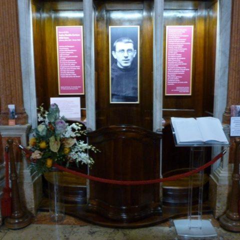 Confessionale Padre Placido