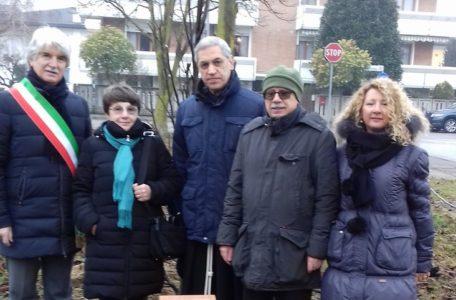 Limena (Padova) – Giardino dei Giusti – 28 gennaio 2019