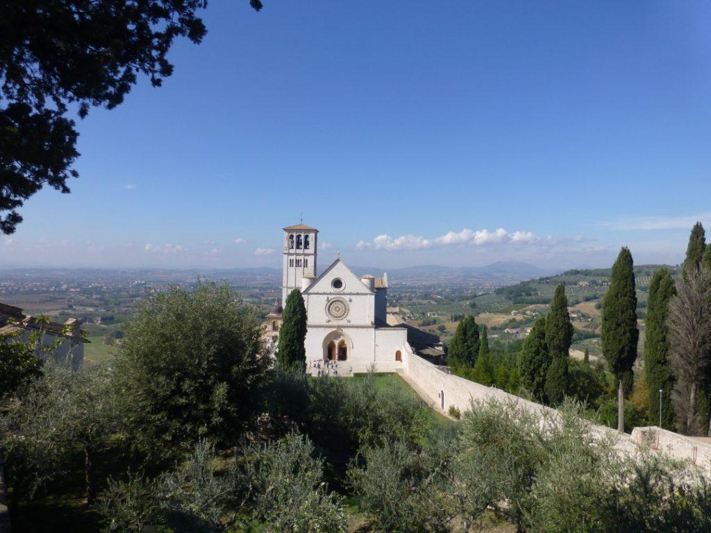 Assisi, san Francesco - 2012