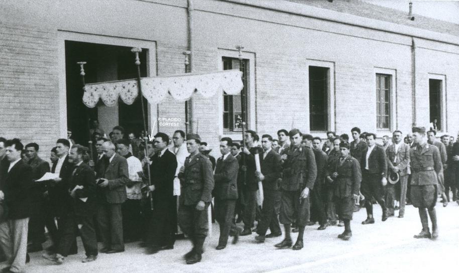 Processione Campo Chiesanuova