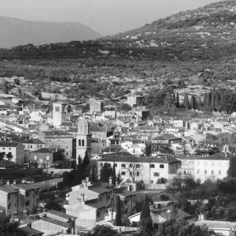 Cherso ( Istria ), città natale di Padre Placido Cortese