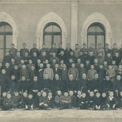 Padre Placido: Anni Formazione 1924 - 1925