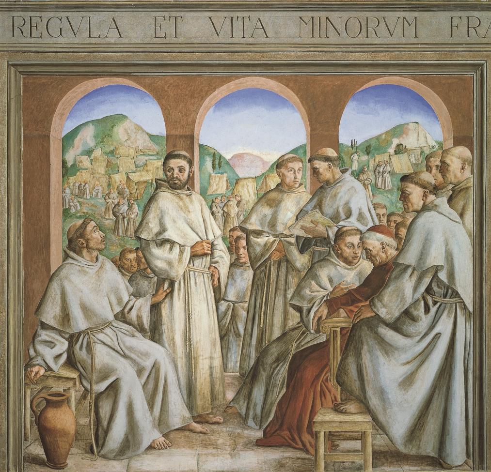 Padova – Basilica del Santo – Cappella di S. Francesco