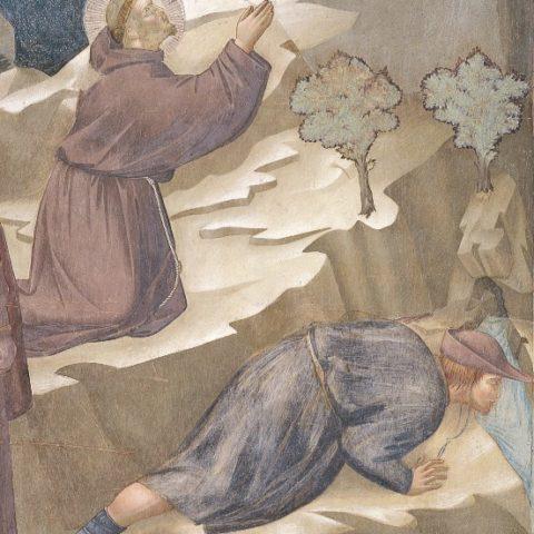 San Francesco - Assisi - Giotto