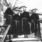 Padre Placido Cortese e compagni