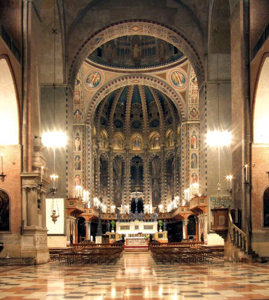 Padova – Basilica di Sant'Antonio - Interno
