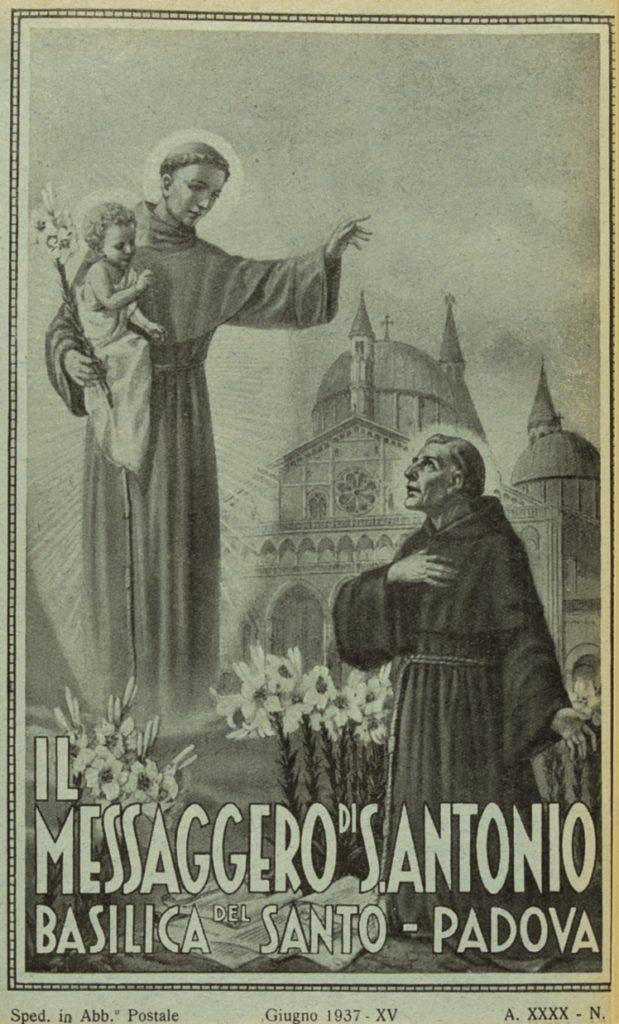 Messaggero - copertina 1937