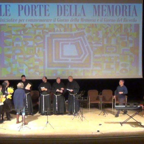 """25 gennaio 2019, Teatro Comunale di Thiene: """"Padre Placido Cortese, la forza del silenzio"""""""