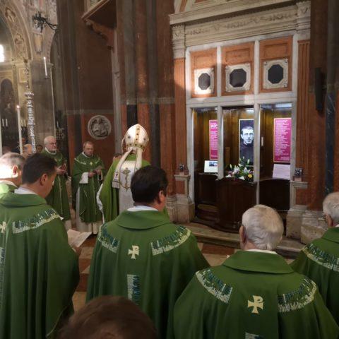 Padova, Pontificia Basilica di S. Antonio, 17 novembre 2019 - Memoriale