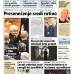 Primorski dnevnik, 20. nov. 2019, 1