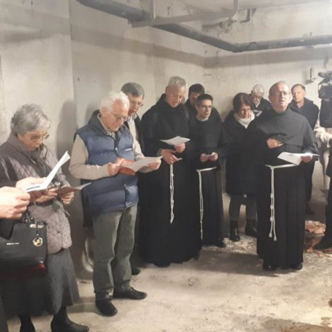 Trieste, 19 novembre 2019 - Bunker