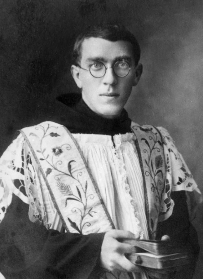 Padre Placido - Sacerdote Novello