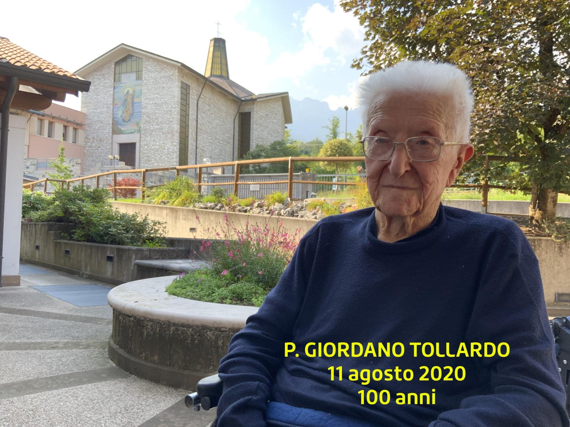 Padre Giordano Tollardo