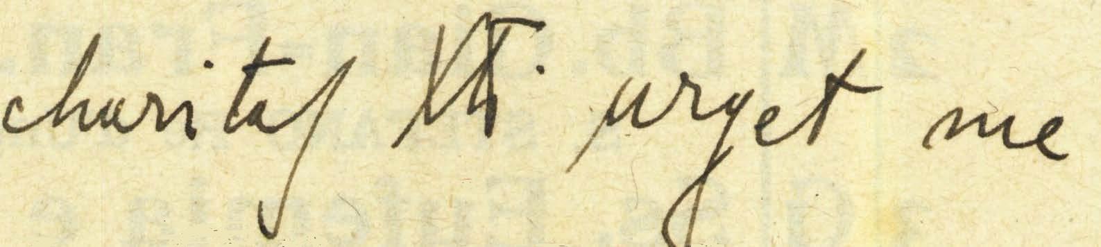 Autografo Padre Placido Cortese