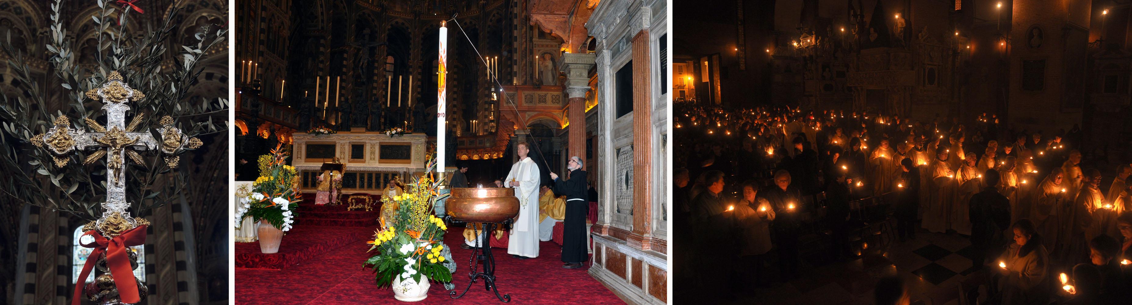 Settimana Santa nella Basilica di S. Antonio