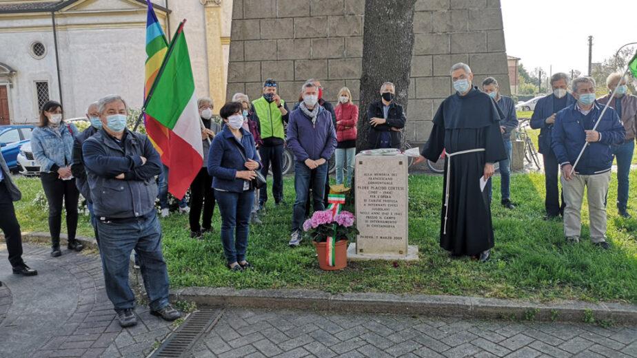25 Aprile 2021  Ricordàti, con Padre Placido Cortese, altri protagonisti della Resistenza