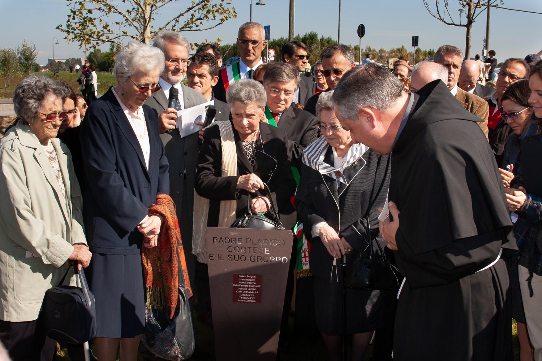 Inaugurazione Giardino dei Giusti - 2008