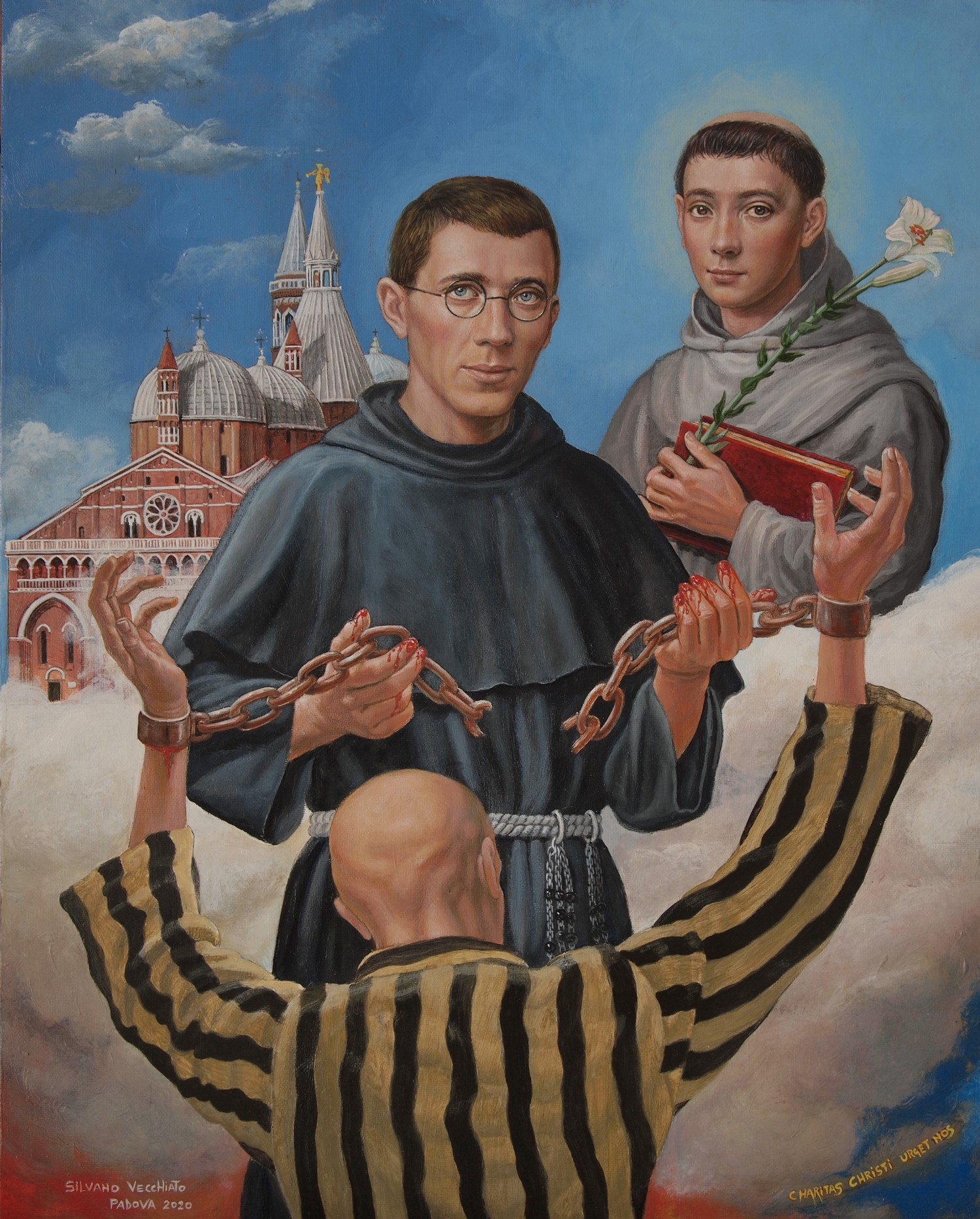 Sant'Antonio di Padova - Servo di Dio Placido Cortese