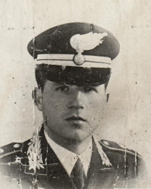 Capitano Giuseppe Palumbo, 1943